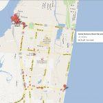 Map Of Fernandina Beach Area