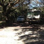 Our Campsite at Myakka
