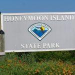 HoneymoonIslandStateParkSign