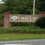 MaclayGardensStateParkSign