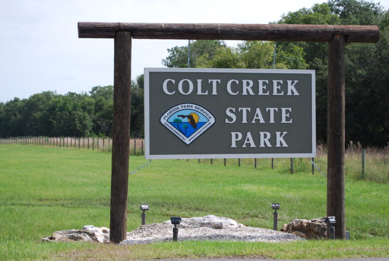 Colt Creek State Park Now Needing Campground Hosts